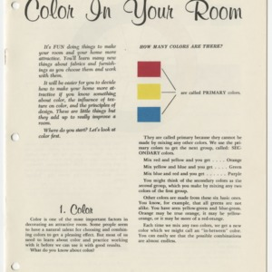 Color In Your Room (Club Series No. 119)
