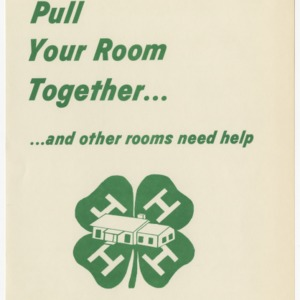 Pull Your Room Together... and Other Rooms Need Help (Club Series 134)
