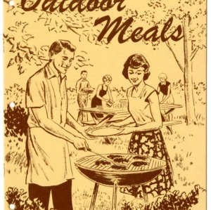 Outdoor Meals (4-H Club Series 13-23, Revised)