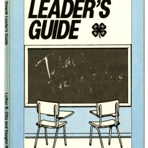 Career Smarts Leader's Guide (4-H Leader's Guide 7-5)