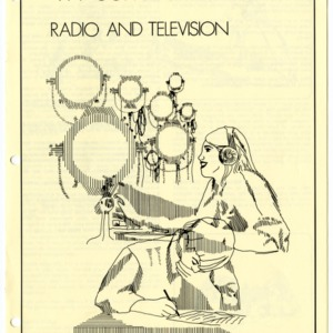 4-H Communications Radio and Television (4-H Manual 2-12)