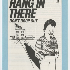 Career Smarts 4, Hang in There - Don't Drop Out (4-H Manual 7-4d)