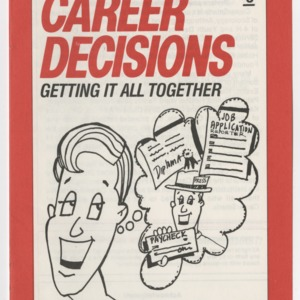 Career Smarts 5, Career Decisions - Getting It All Together (4-H Manual 7-4e)