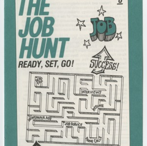 Career Smarts 6, The Job Hunt - Ready, Set, Go! (4-H Manual 7-4f)