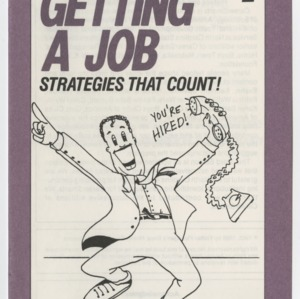 Career Smarts 7, Getting a Job - Strategies that Count! (4-H Manual 7-4g)
