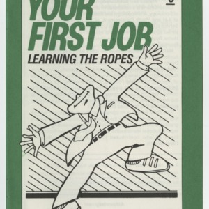 Career Smarts 8, Your First Job - Learning the Ropes (4-H Manual 7-4h)