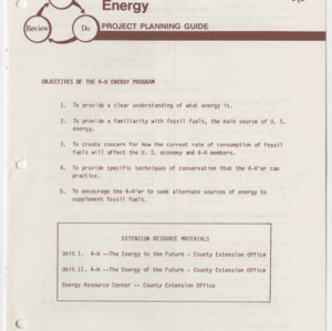 Energy Project Planning Guide