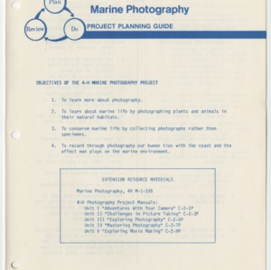 Marine Photography Project Planning Guide