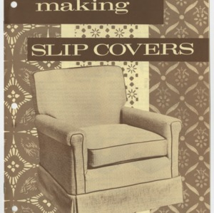 (HE 20) Making Slip Covers (Revised)