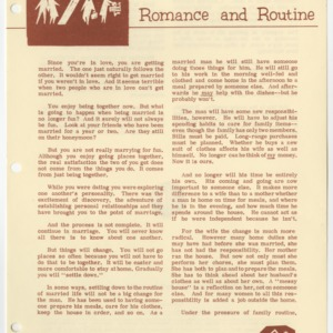 (HE 45) Romance and Routine (2 copies)