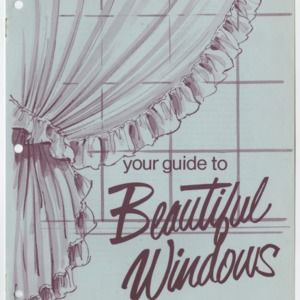 (HE 100) Your Guide to Beautiful Windows (Reprint)