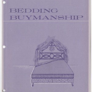 (HE 107) Bedding Buymanship (Reprint)