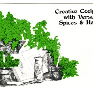 Creative cookery with versatile spices & herbs