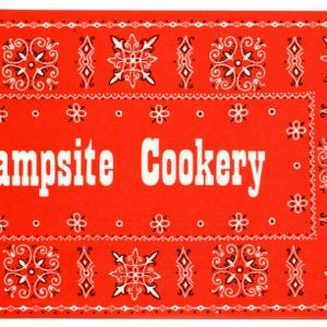 Campsite cookery (Home Extension Publication 186, Reprint)