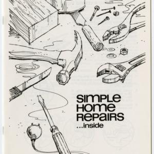 Simple home repairs ... inside