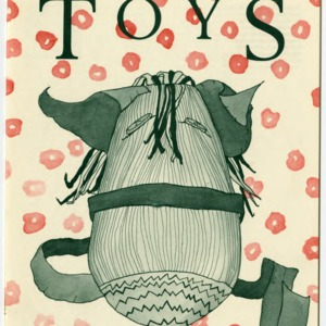 Handmade Toys (Home Extension Publication 200)