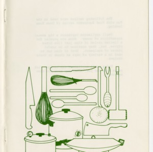 Fun with food equipment (Home Extension Publication 207)