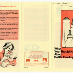 What you should know about bottle feeding (HE-234-9)