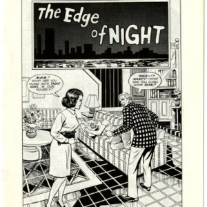 The Edge of Night: The Second Chapter of a Six-Part Drama