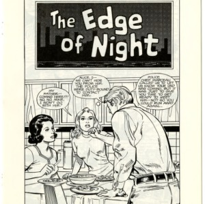 The Edge of Night: The Fifth Chapter of a Six-Part Drama
