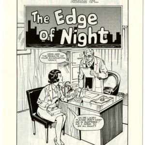 The Edge of Night: The Sixth Chapter of a Six-Part Drama