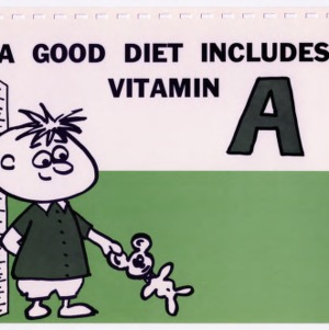 A good diet includes vitamin A (Expanded Food and Nutrition Education Program 49 a-2, Teaching Series)