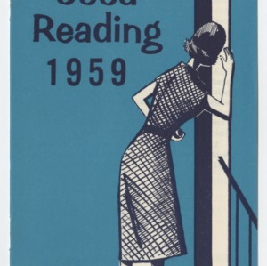Good Reading For Home Demonstration Clubs 1959