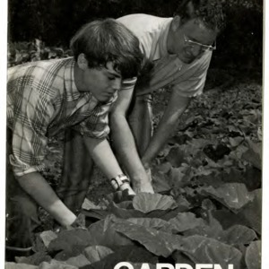 Garden Manual (Agricultural Extension Publication 06, Reprint)