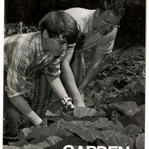 Garden Manual (Agricultural Extension Publication 06, Reprint)