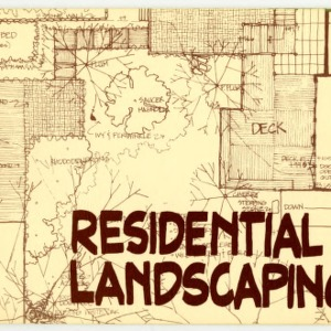 Residential landscaping (Agricultural Extension Publication 248)