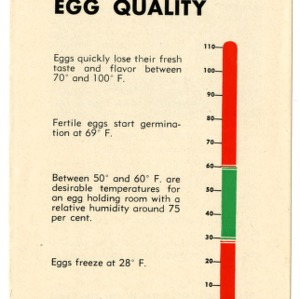 Conserving egg quality (Extension Folder No. 80)