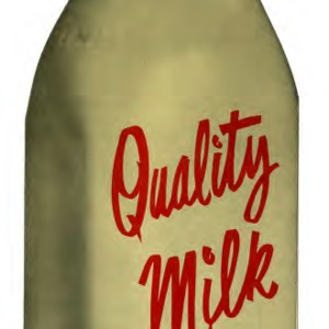 Quality milk (Extension Folder 109, Reprint)