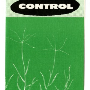 Bermuda grass control (Extension Folder No. 114)