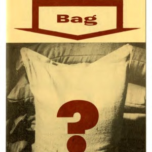 What's in the bag? (Extension Folder No. 118)