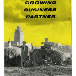Agriculture... Industry's growing business partner (Extension Folder No. 168)