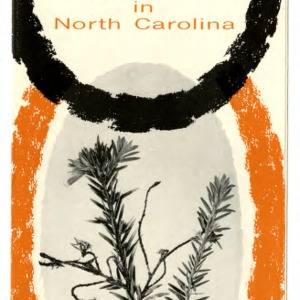 Hemlock twig rust in North Carolina (Extension Folder No. 172, Reprint)