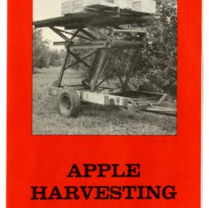 Apple harvesting aid (Extension Folder No. 260)