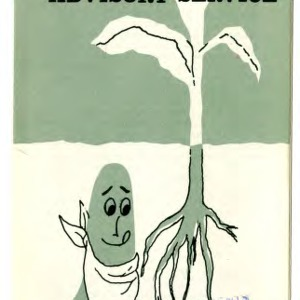 An experimental nematode advisory service for tobacco (Extension Folder No. 268)