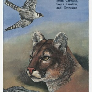 Endangered and threatened wildlife of Kentucky, North Carolina, South Carolina, and Tennessee (AG-185, Revised)