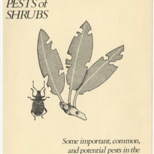 Insect and related pests of shrubs: Some important, common, and potential pests in the Southeastern United States (AG-189)