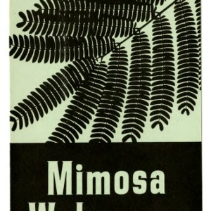 Mimosa webworm and its control (Extension Folder No. 175, Revised)