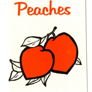 Peaches (Folder 99, Revised)