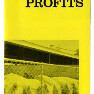 Swine feeding for profits (Extension Folder No. 206, Revised)