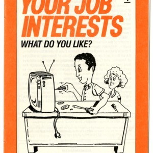 Career Smarts 1, Your Job Interests - What Do You Like? (4-H Manual 7-4a)