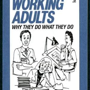 Career smarts 9: working adults: why they do what they do (4-H Manual 7-4i)