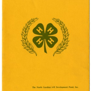 The North Carolina 4-H Development Fund, Inc.