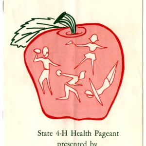 State 4-H health pageant: a healthier you, presented by Columbus County; William Neal Reynolds Coliseum, Raleigh, North Carolina, July 23, 1968