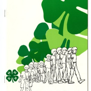 We are the future, grow with us; 1986 North Carolina 4-H Congress, July 21-25, 1986