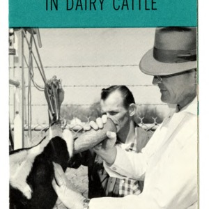 Controlling worms in dairy cattle (Extension Folder 184)