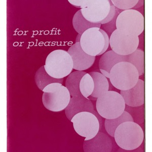 Grapes for profit or pleasure (Folder 223)